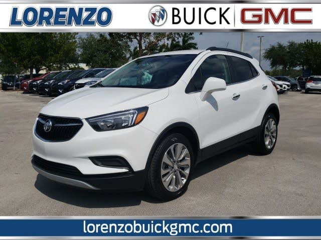 2020 Buick Encore Preferred FWD