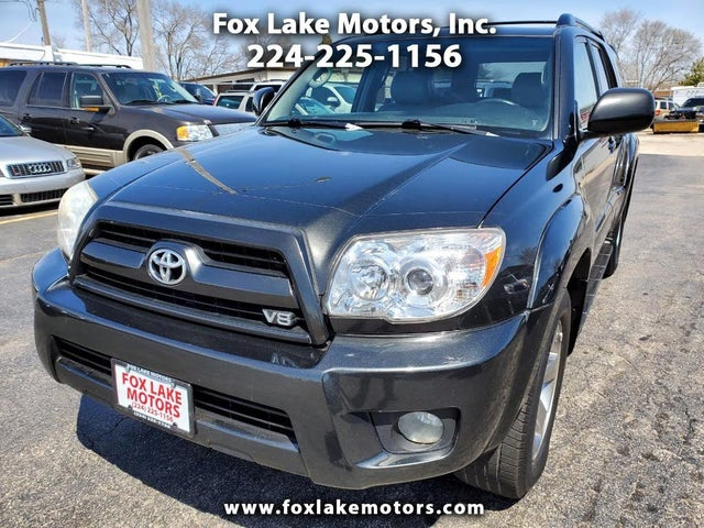 2007 Toyota 4Runner V8 4x4 Limited