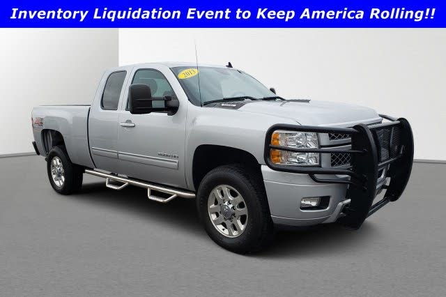 2012 Chevrolet Silverado 2500HD for Sale in Wisconsin ...