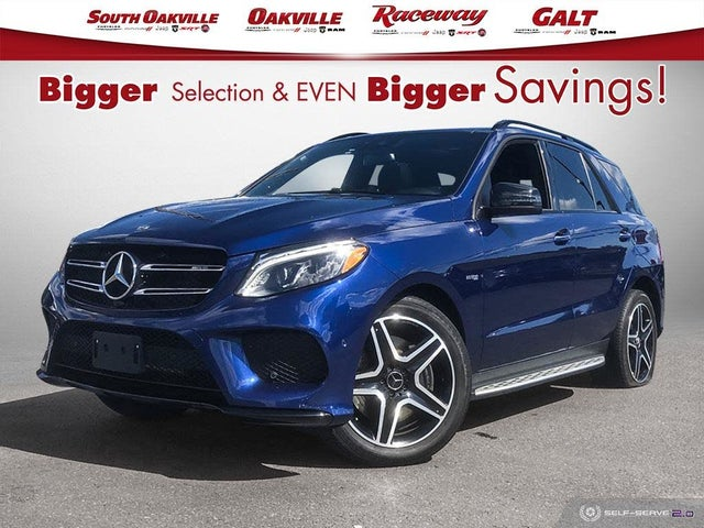 2018 Mercedes-Benz GLE-Class GLE AMG 43 4MATIC
