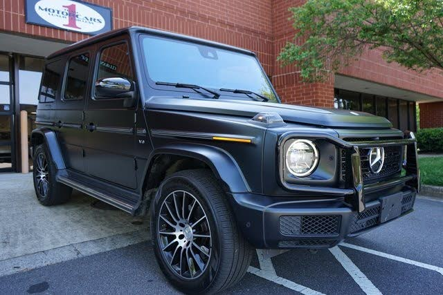 Used 2020 Mercedes-Benz G-Class for Sale (with Photos) - CarGurus