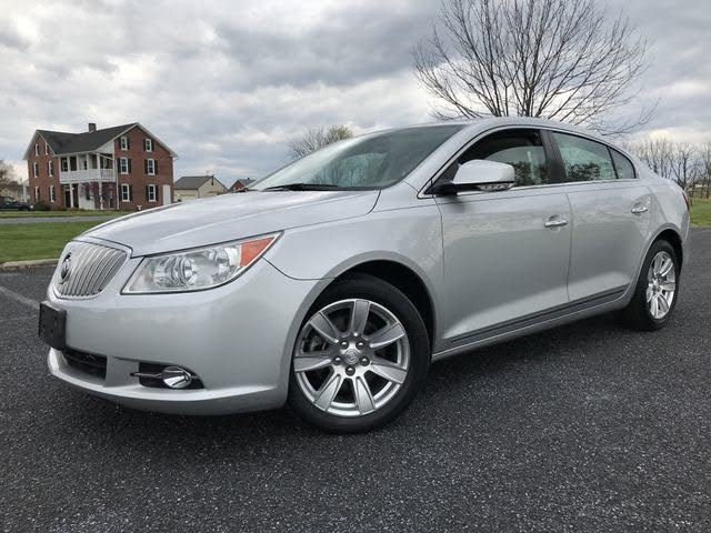 2012 Buick LaCrosse Leather FWD