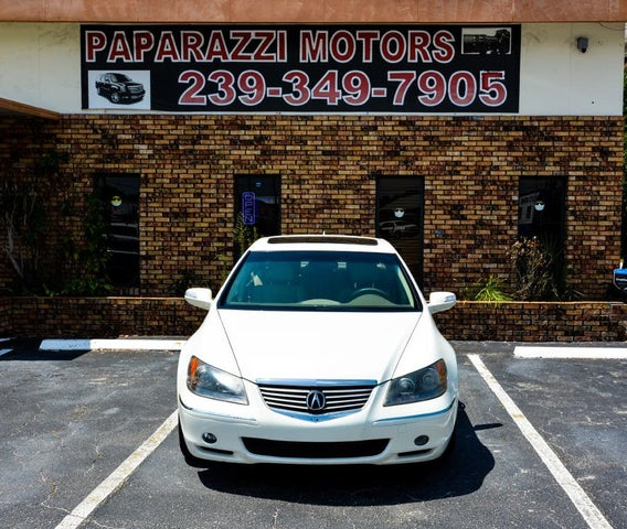 Used Acura RL For Sale In Fort Myers, FL