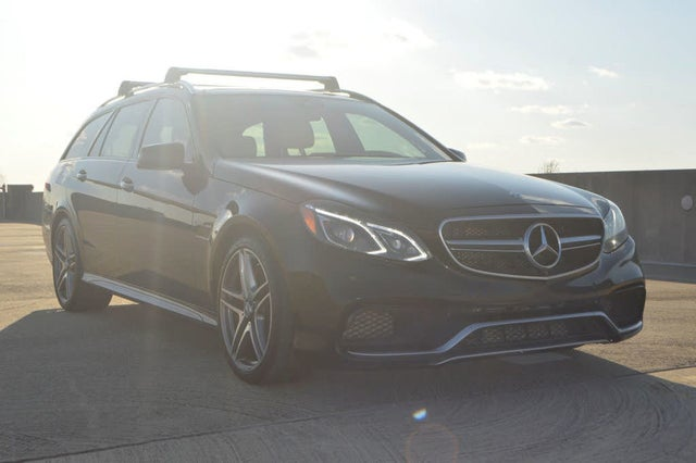 2014 Mercedes-Benz E-Class E AMG 63 S-Model Wagon
