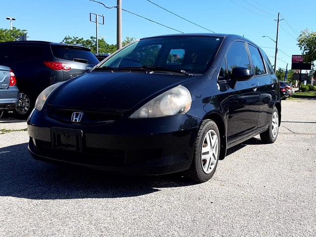 2008 Honda Fit Base