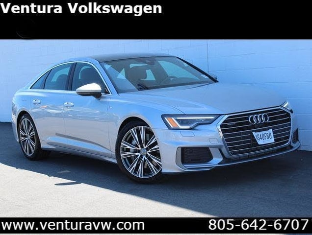 2019 Audi A6 3.0T quattro Premium Plus Sedan AWD