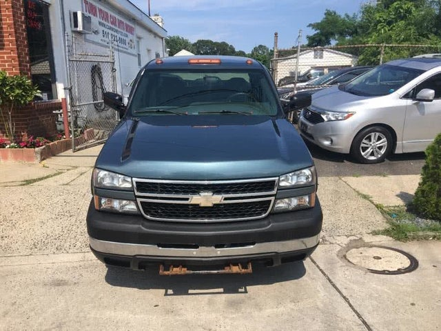 2007 Chevrolet Silverado Classic 2500HD Work Truck Extended Cab 4WD