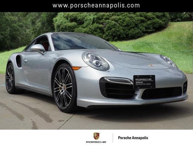 2015 Porsche 911 Turbo S AWD