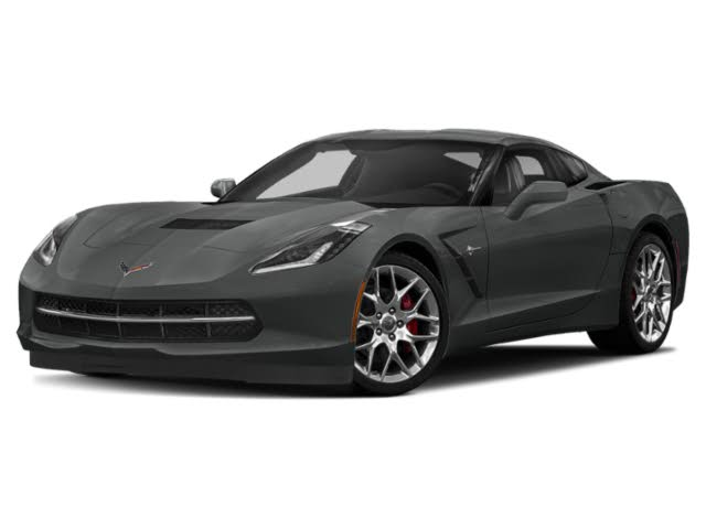 2019 Chevrolet Corvette Stingray 3LT Coupe RWD