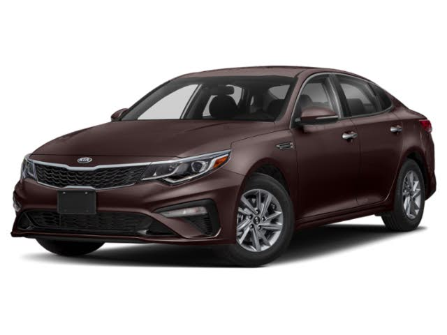 2020 Kia Optima LX FWD