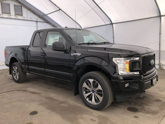 2019 Ford F-150 XL SuperCab 4WD