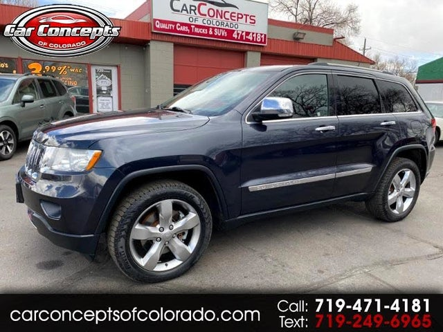 Used 2012 Jeep Grand Cherokee SRT8 for Sale in Colorado ...