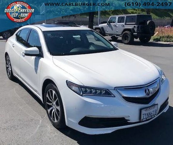 Used Acura TLX For Sale In San Diego, CA