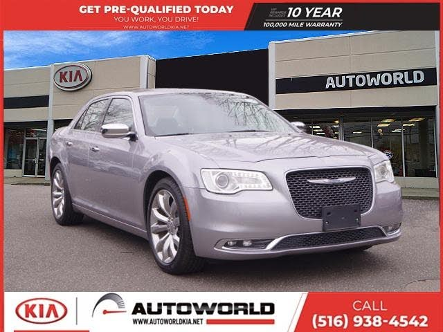 2018 Chrysler 300 Limited RWD