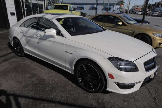 2014 Mercedes-Benz CLS-Class CLS AMG 63 S-Model