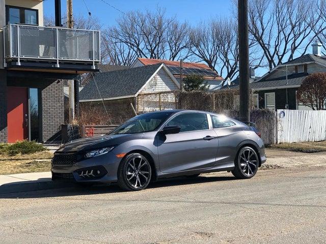 2018 Honda Civic Coupe EX-T with Honda Sensing