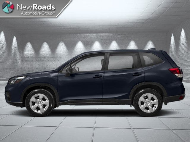 2020 Subaru Forester 2.5i Sport AWD with Eyesight Package
