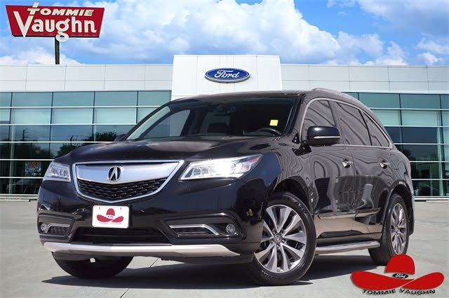 2014 Acura MDX SH-AWD with Technology Package