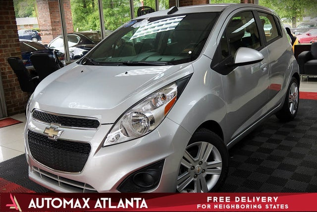 2015 Chevrolet Spark LS FWD