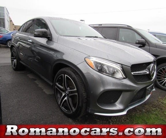 2018 Mercedes-Benz GLE-Class GLE AMG 43 4MATIC Coupe For