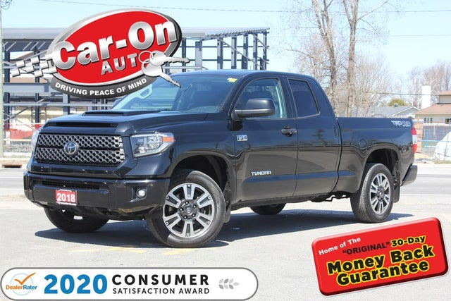 2018 Toyota Tundra TRD Pro Double Cab 5.7L 4WD