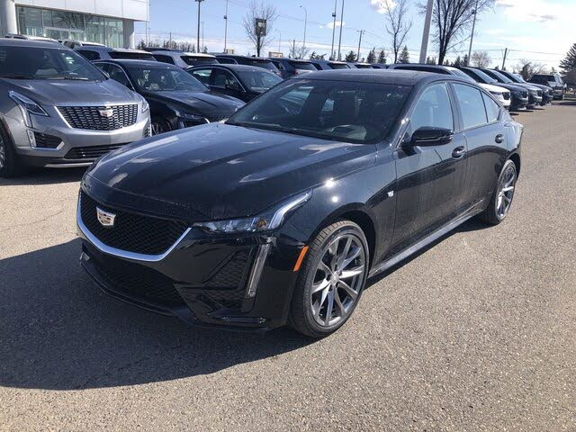 2020 Cadillac CT5 for Sale in Calgary, AB - CarGurus