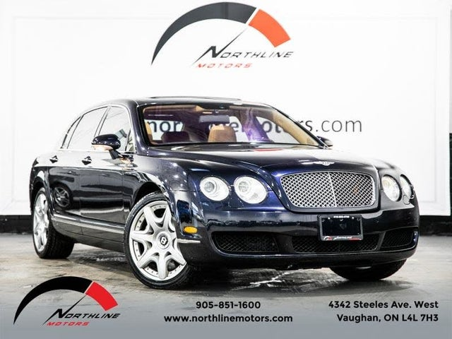 2006 Bentley Continental Flying Spur W12 AWD