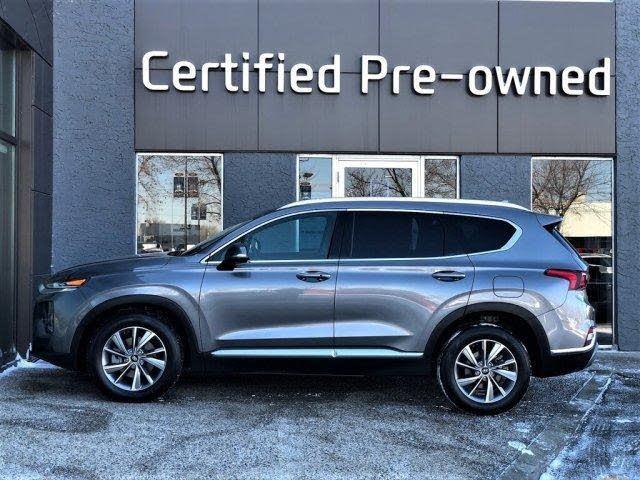 2019 Hyundai Santa Fe 2.4L Preferred AWD
