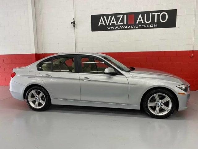 2015 BMW 3 Series 320i Sedan RWD