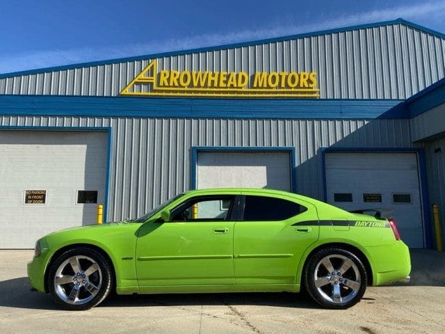 2007 Dodge Charger R/T RWD