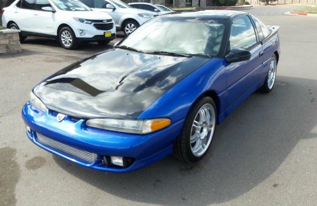 1992 Eagle Talon 2 Dr TSi Turbo AWD Hatchback