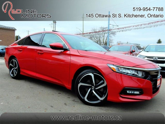 2018 Honda Accord 2.0T Sport FWD