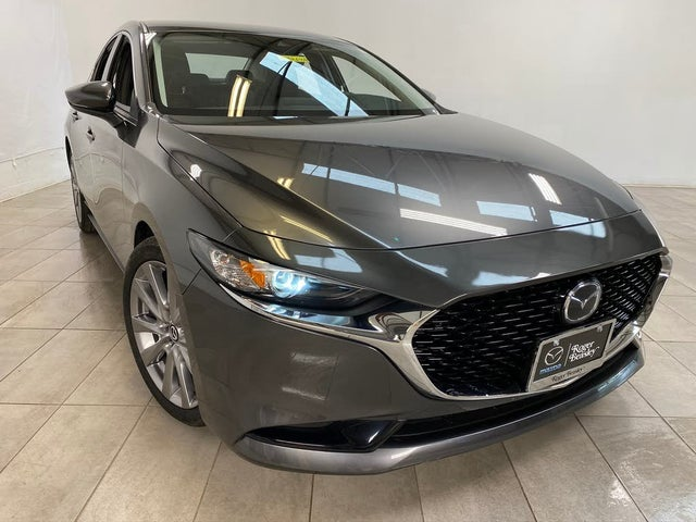 2019 Mazda MAZDA3 Preferred Sedan AWD