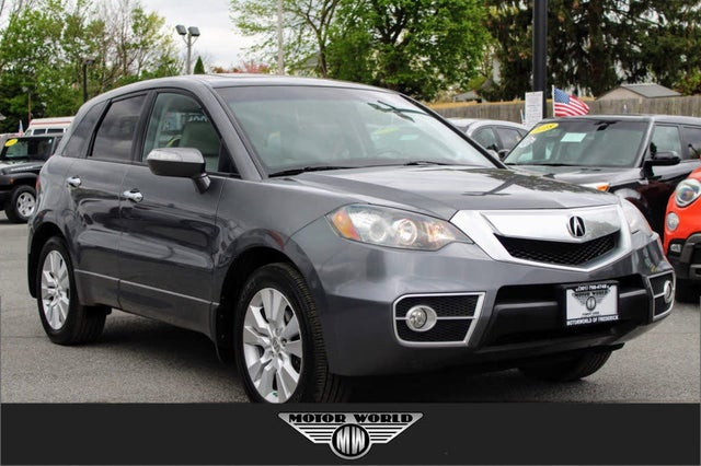 2010 Acura RDX SH-AWD with Technology Package