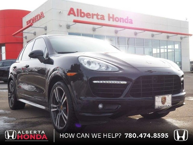 2014 Porsche Cayenne Turbo AWD