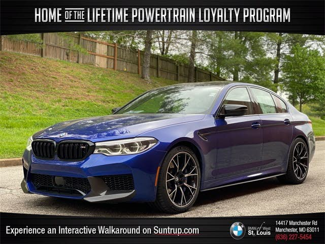 2020 BMW M5 Competition AWD