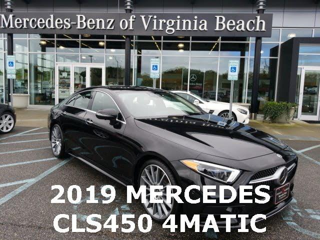 2019 Mercedes-Benz CLS-Class CLS 450 4MATIC AWD