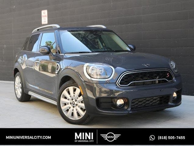2019 MINI Countryman Cooper S FWD