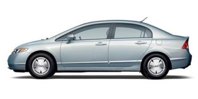 2006 Honda Civic Hybrid FWD with Navigation