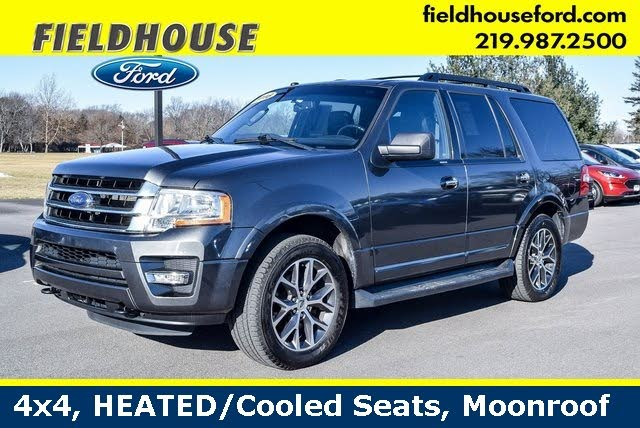 2016 Ford Expedition XLT 4WD