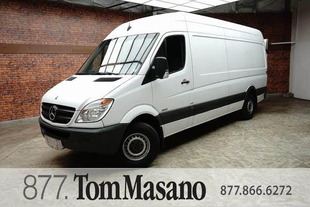 2013 Mercedes-Benz Sprinter Cargo 2500 170 High Roof RWD