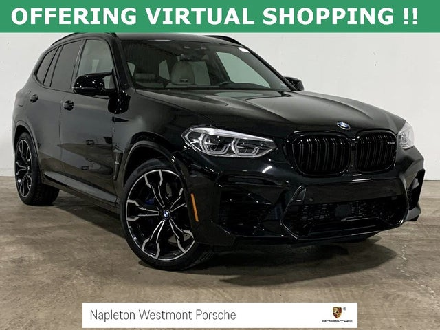 Used 2020 BMW X3 M Competition AWD for Sale - CarGurus