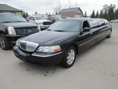 2011 Lincoln Town Car Executive