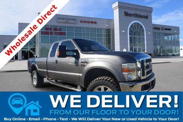 2008 Ford F-350 Super Duty XLT Super Cab 4WD