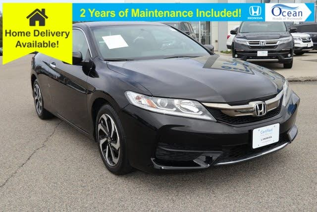 2016 Honda Accord Coupe LX-S