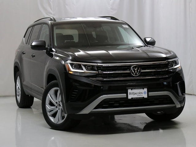 used 2021 volkswagen atlas 36l se 4motion with technology