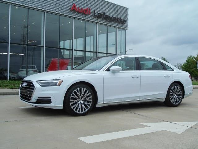 Used 2020 Audi A8 L 3.0T quattro AWD for Sale (with Photos ...