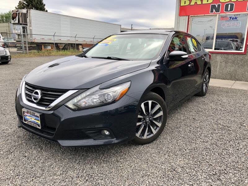 Used Nissan Altima For Sale In Pasco  Wa