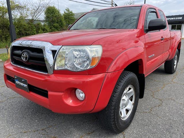 2006 Toyota Tacoma PreRunner V6 4dr Access Cab SB with automatic