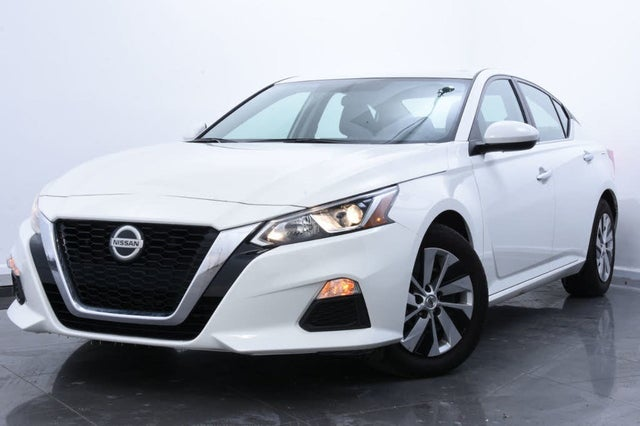 2019 Nissan Altima 2.5 SV FWD